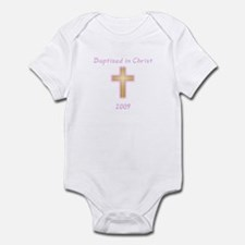 Baptism Girl Infant Bodysuit