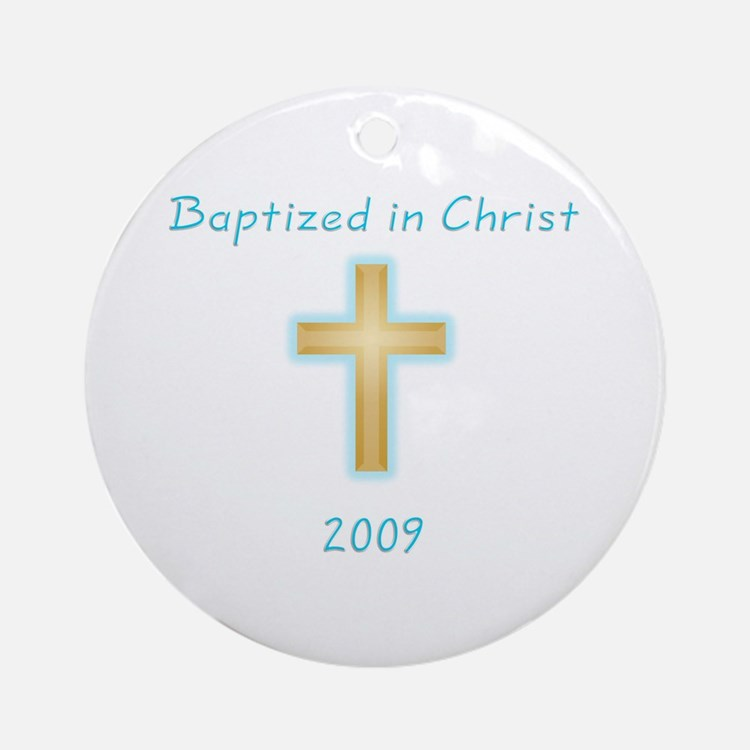 Baptism Ornament Cross Ornament Boy Baptism Ornament: 1000s Of First Baptism Ornament