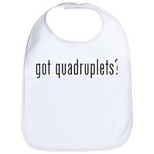 got quadruplets Bib