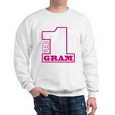 #1 Gram Sweatshirt