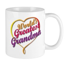 Worlds Greatest Gram Mugs
