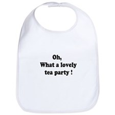 What a lovely tea party Bib