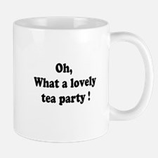 What a lovely tea party Mug