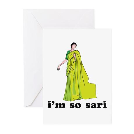 I'm Sari! Greeting Cards (Pk of 10)