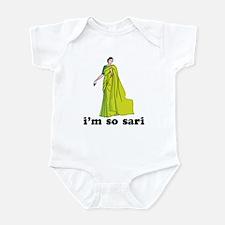 I'm Sari! Infant Creeper