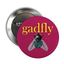 UKIP Gadfly Button/Badge