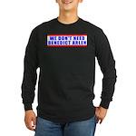 Benedict Arlen Specter Long Sleeve Dark T-Shirt
