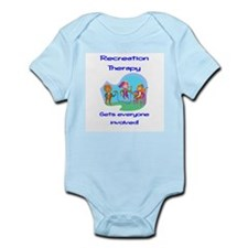 Recreation Therapy Infant Creeper