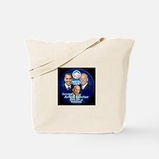 Arlen Specter Tote Bag