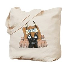 BE Fn Space For Rent Tote Bag