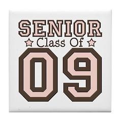 Senior Class of 2009 Tile Coaster