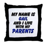 my name is gail and I live with my parents Throw P