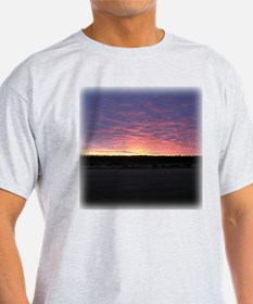 Sunrise 0139 Ash Grey T-Shirt