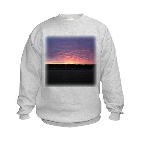 Sunrise 0139 Kids Sweatshirt