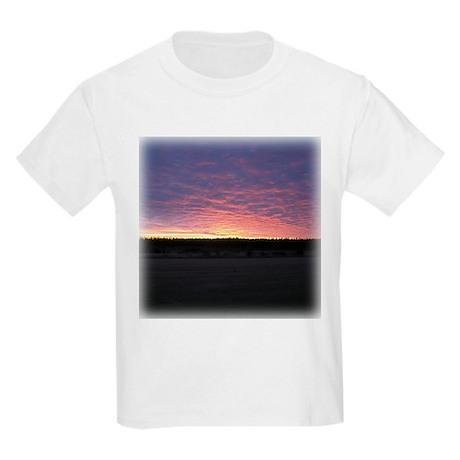 Sunrise 0139 Kids T-Shirt