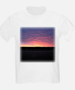 Sunrise 0139 Kids T-Shirt