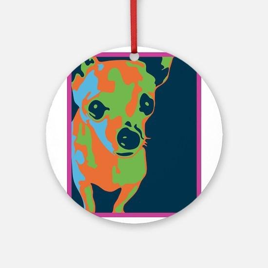 Chihuahua - Ornament (Round)