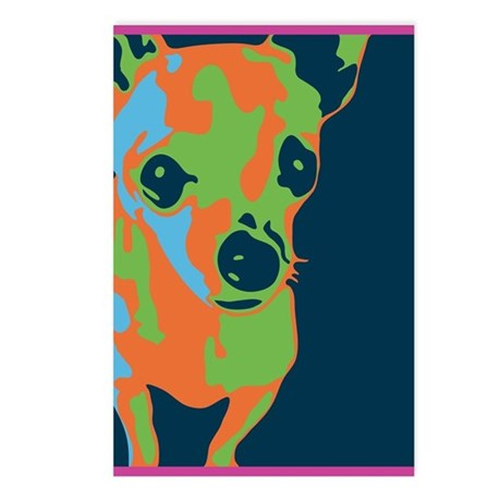 Chihuahua - Postcards (Package of 8)