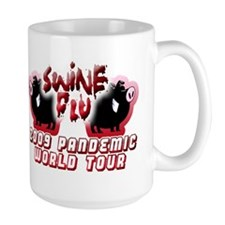 Swine Flu Tour Mug