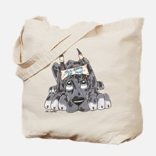 BE Merle Space For Rent Tote Bag