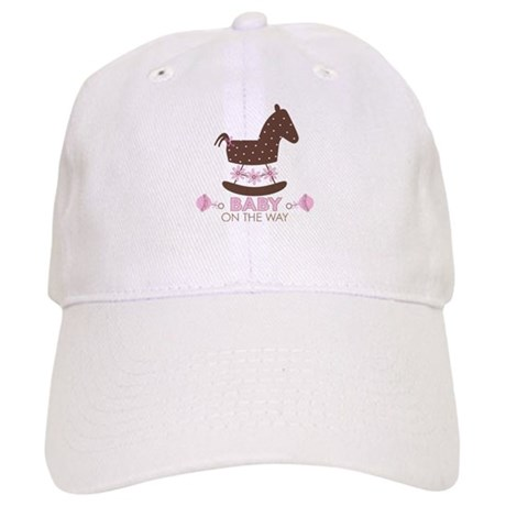 Baby Girl Rocking Horse Cap