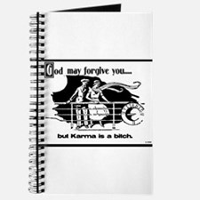 God May Forgive You, But Karm Journal