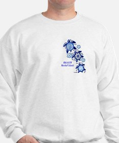Kwajalein Turtles (Sweatshirt)