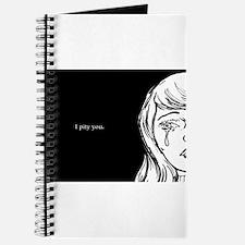 I Pity You Journal