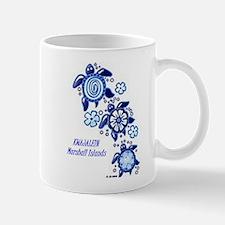Kwajalein Turtles (Mug)