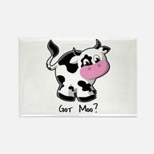Got Moo? - Cow Rectangle Magnet