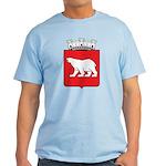 Hammerfest Coat Of Arms Light T-Shirt