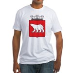 Hammerfest Coat Of Arms Fitted T-Shirt