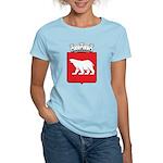 Hammerfest Coat Of Arms Women's Light T-Shirt