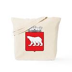 Hammerfest Coat Of Arms Tote Bag