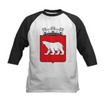 Hammerfest Coat Of Arms Kids Baseball Jersey
