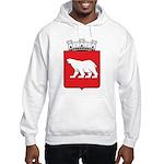 Hammerfest Coat Of Arms Hooded Sweatshirt