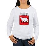 Hammerfest Coat Of Arms Women's Long Sleeve T-Shir