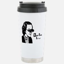 Your Penis is Small Stainless Steel Travel Mug