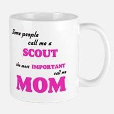Some call me a Scout, the most important call Mugs
