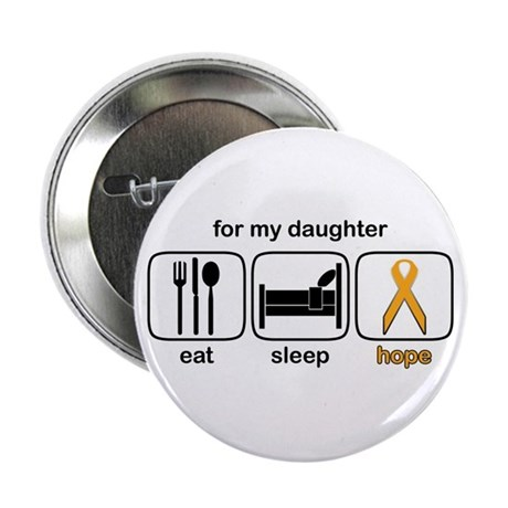 "Daughter-in-law ESHope Leukemia 2.25"" Button"