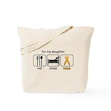 Daughter-in-law ESHope Leukemia Tote Bag