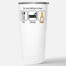 Father-in-law ESHope Leukemia Travel Mug