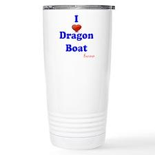 I love dragon boat Travel Mug