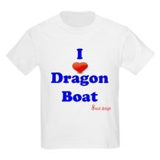 I love dragon boat T-Shirt