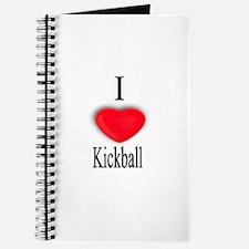 Kickball Journal