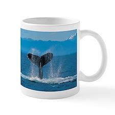 Cute Whale humpback Mug