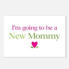 Going Be New Mommy Postcards (Package of 8)