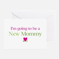 Going Be New Mommy Greeting Card