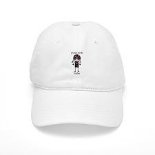 Punk Rock Cutie Baseball Cap
