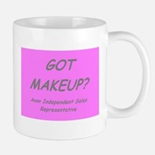 Got MakeUp? Small Small Mug